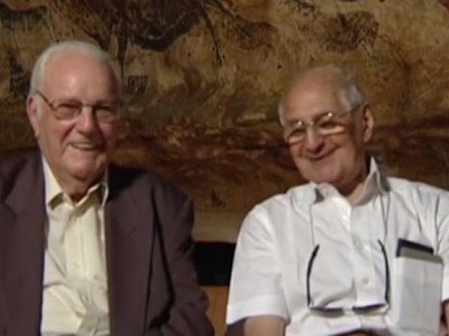 Georges Agniel et Simon Coencas